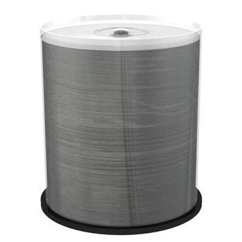 CD-R 80 min. MEDIARANGE 52x Inkjet Fullsurface-Printable spindl 100pck/bal - MR203