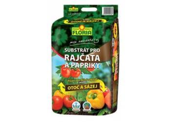 Substrát Agro Floria na rajčata a papriky 40l - 7027011