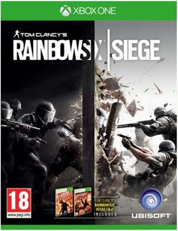 Tom Clancy's Rainbow Six: Siege XONE - 3307215889374