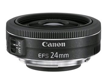 Canon EF-S 24mm f / 2.8 STM - 9522B005