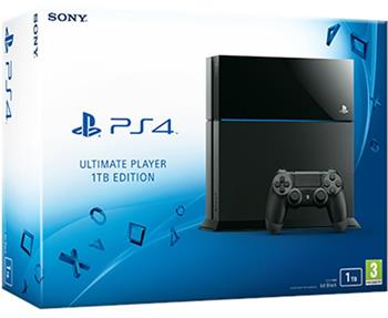 SONY PlayStation 4 Ultimate Player 1TB Edition - PS719859536
