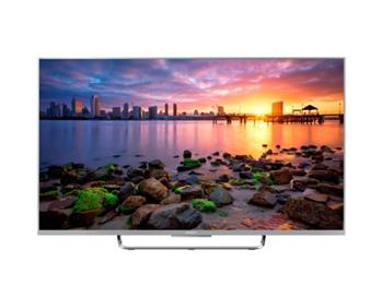 "Sony Bravia KDL-55W756C 55"" LED TV, FULL HD, DVB-T2,C,S2, stříbrná - KDL55W756CSAEP"