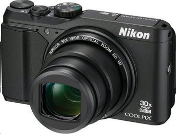 Bazar NIKON COOLPIX S9900 Black - vystavený kus - VNA790K002 DEMO