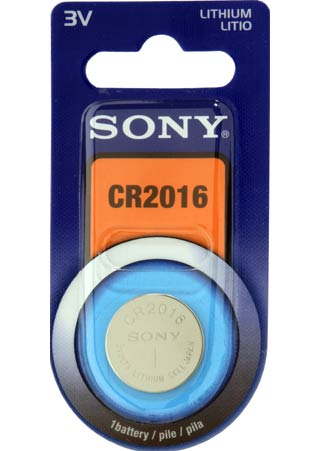 Baterie Sony CR2016 1ks - CR2016B1A