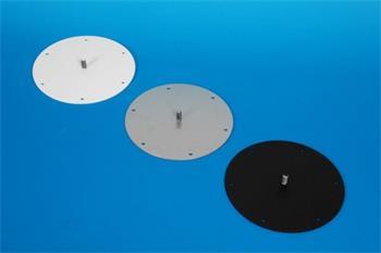 UCM - Kulatý stropní úchyt pro držáky UCM - průměr 18 cm bílý - 615328