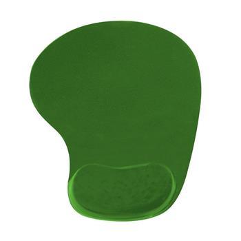 Podložka pod myš Ergonomická Zelená - gelová PD-424 220 x 200 x 20 mm - PD-424GN