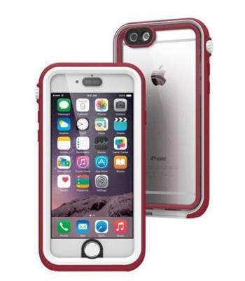 Pouzdro Catalyst Waterproof Marsala iPhone 6/6S - CATIPHO6MAR