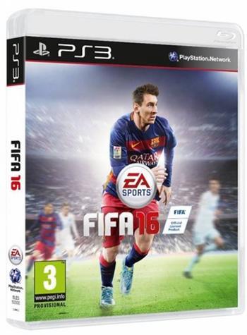 FIFA 16 PS3 - 92169074
