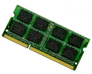 CORSAIR 4GB SO-DIMM DDR3 PC3-10666 1333MHz (4096MB) - CMSO4GX3M1A1333C9
