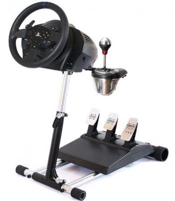 Wheel Stand Pro, stojan na volant a pedály pro Thrustmaster T300RS a TX, Logitech G25/G27 - T300/TX
