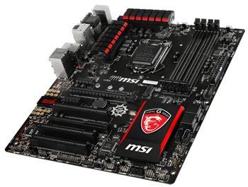 MSI Z97M GAMING 3 ,4xDDR3, 1x M.2, VGA, GbLAN, ATX - Z97 GAMING 3