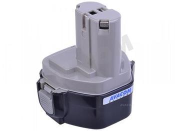 Náhradní baterie MAKITA 1234 Ni-MH 12V 3000mAh, články PANASONIC - ATMA-12Mh-30H