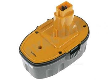 Náhradní baterie AVACOM DEWALT DE9096 Ni-MH 18V 3000mAh, články PANASONIC - ATDE-18Y-30H