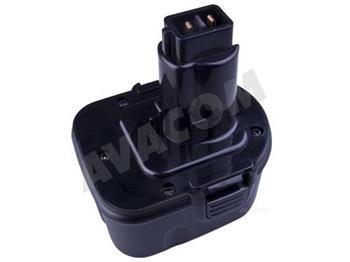 Náhradní baterie AVACOM DEWALT DE9072 Ni-MH 12V 3000mAh, články PANASONIC - ATDE-12Mh-30H