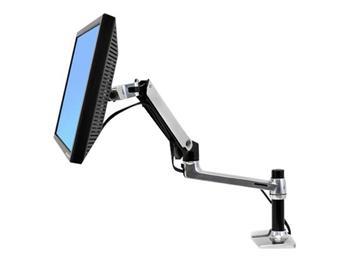 "ERGOTRON LX Desk Mount Arm, Polished Aluminum, stolní rameno max 24"" LCD - 45-241-026"