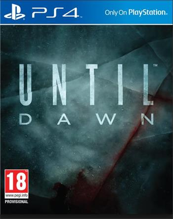 Until Dawn PS4 - PS719815334