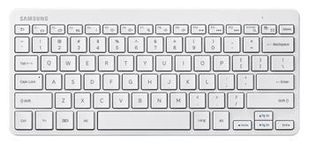 Samsung univerzální Bluetooth klávesnice EJ-BT230UW, bílá - EJ-BT230UWEGWW