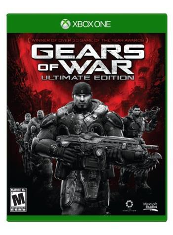 Gears of War Ultimate Edition XONE - 4V5-00011
