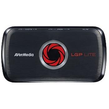 AVer Live Gamer Portable Lite USB, nahrávací / streamovací zařízení - 61GL3100A0AD
