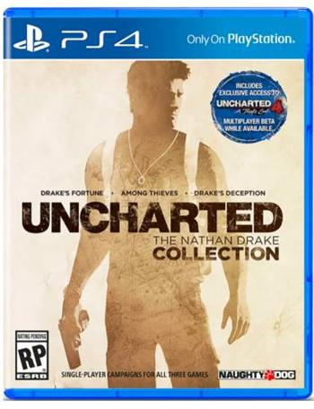 Uncharted The Nathan Drake Collection CZ PS4 - PS719866831