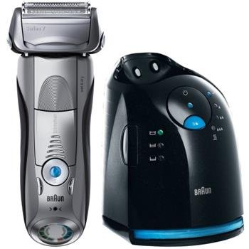 Braun Series 7-799-7 Clean&Charge (Wet&Dry) holicí strojek - 7-799-7