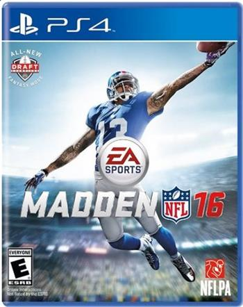 Madden NFL 16 PS4 - 5035225112905