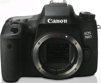 Canon EOS 760D body - 8714574627878