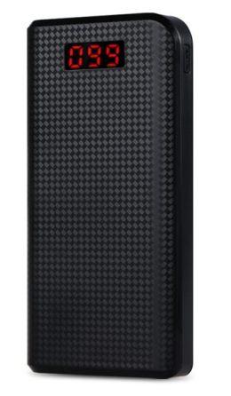 Remax Proda Power bank 30 000 mAh, černá - AA-1041