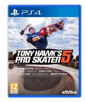 Tony Hawk's Pro Skater 5 PS4 - 77066EN