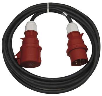 Prodlužovací přívod 400V 16A 5Cx2,5, 10m - PM0902