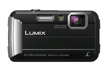Panasonic LUMIX DMC-FT30EP-K black - DMC-FT30EP-K
