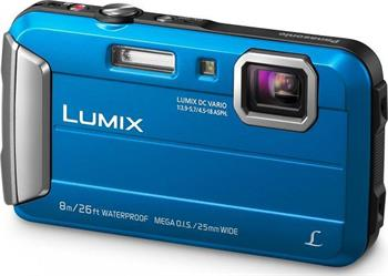 Panasonic LUMIX DMC-FT30EP-A blue - DMC-FT30EP-A