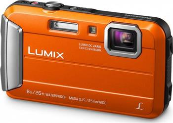 Panasonic LUMIX DMC-FT30EP-D orange - DMC-FT30EP-D