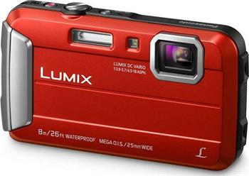 Panasonic LUMIX DMC-FT30EP-R red - DMC-FT30EP-R