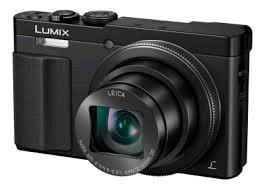 Panasonic LUMIX DMC-TZ70EP-K black - DMC-TZ70EP-K