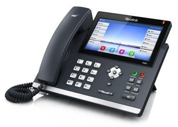 "Yealink SIP-T48G IP tel., PoE, 7"" bar.LCD - 310A789"
