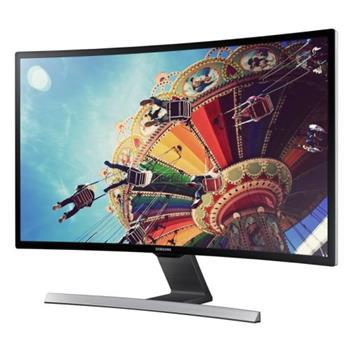 "SAMSUNG LCD 27"" T27D590C , LED, FHD, VA, DVB T/C + voucher - LT27D590CW/EN"
