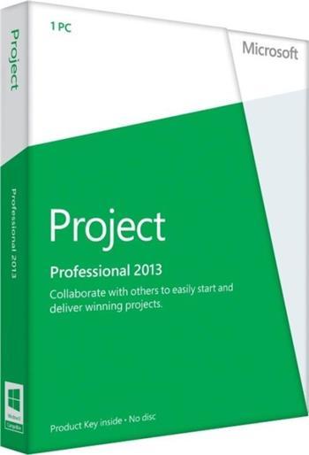 Microsoft Project Professional 2016 32/64-bit CZ - H30-05448