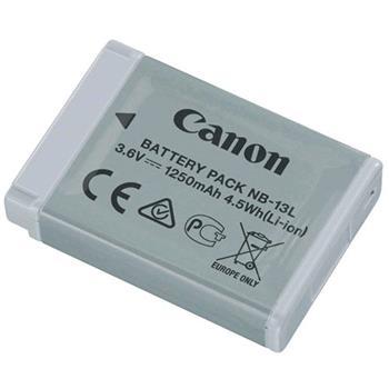 Canon NB-13L - 1250mAh - 9839B001
