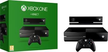 Microsoft XBOX ONE 1TB Kinect - 5C6-00060+kinect