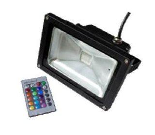 Reflektor Prowax LED RGB 20W - černý - 110232