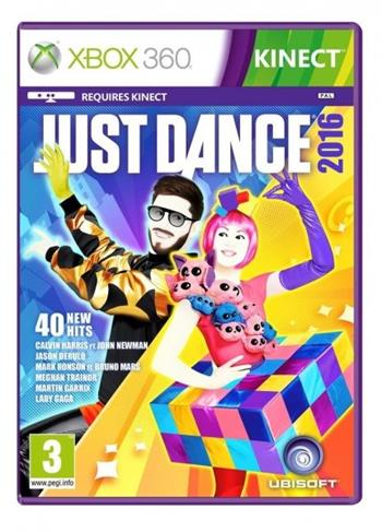 Just Dance 2016 (xbox360) - 3307215897416