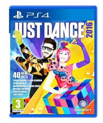 Just Dance 2016 PS4 - 3307215897270