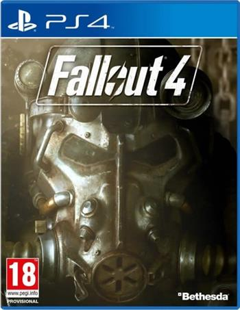 Fallout 4 - PS4 - 5055856406228