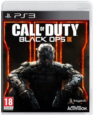 Call of Duty: Black Ops 3 PS3 - 87454EM