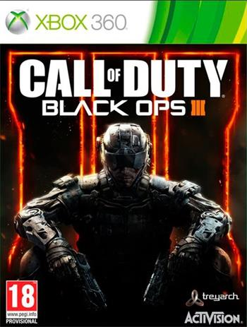Call of Duty: Black Ops 3 (XBox360) - 87462EM