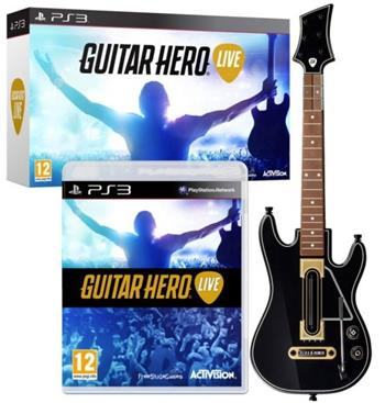 Guitar Hero Live PS3 - 87420EN