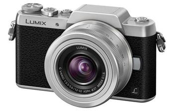 Panasonic LUMIX DMC-GF7 silver + 12-32mm - DMC-GF7KEG-S