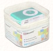 MSONIC MP3 přehrávač s čtečkou karet - MM3610B