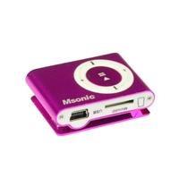 MSONIC MP3 přehrávač s čtečkou karet - MM3610P